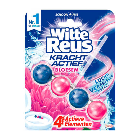 Witte Reus Toiletblok boost actief product photo