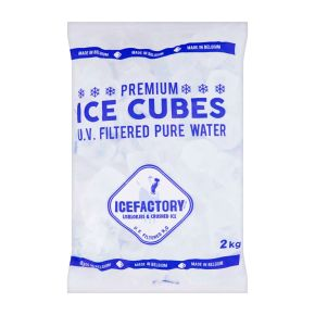 Icefactory Ice Cubes 2 kg product photo