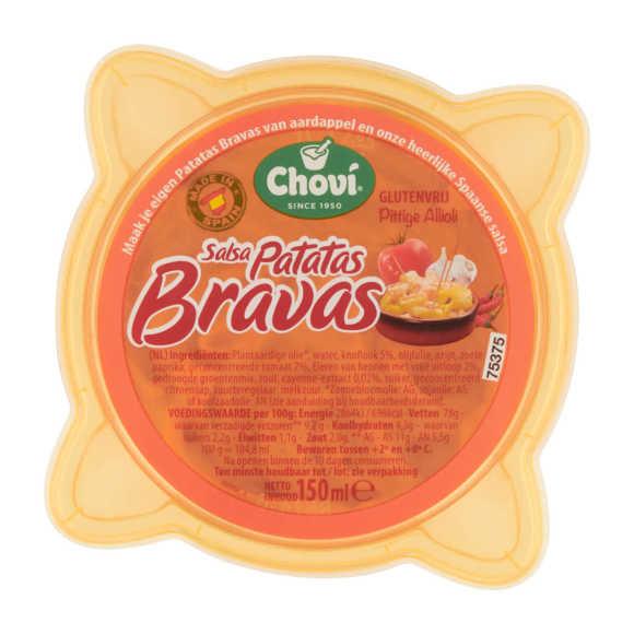 Chovi Patatas bravas sauce product photo