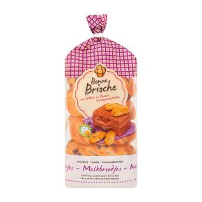 Coop Melkbroodjes met chocoladestukjes product photo