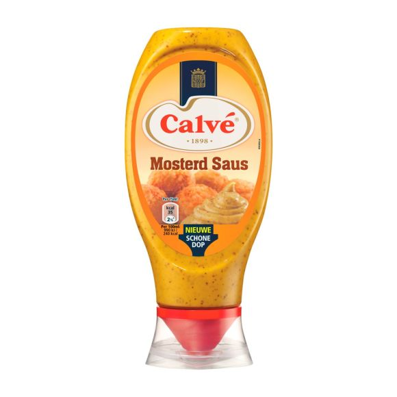 Calve Squeeze Mosterd Saus product photo