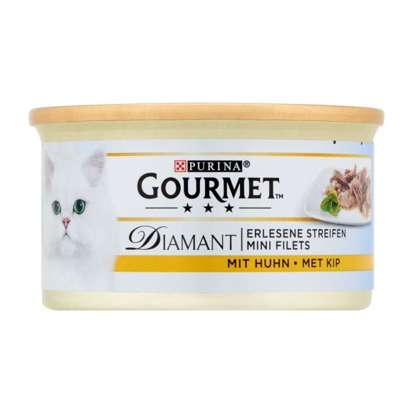 Gourmet Diamant mini filets met kip product photo
