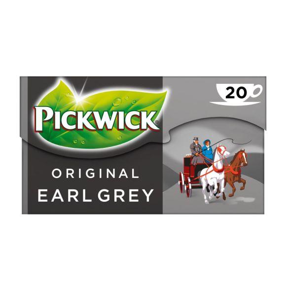 Pickwick Earl grey zwarte thee product photo