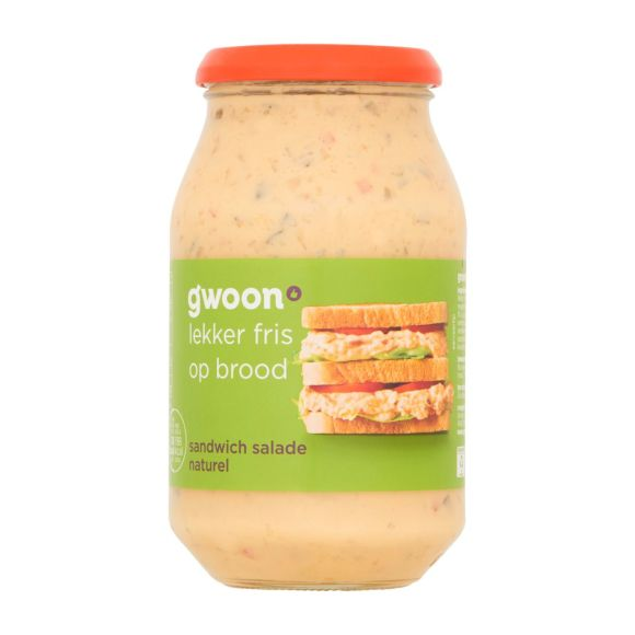 g'woon Sandwich spread naturel product photo