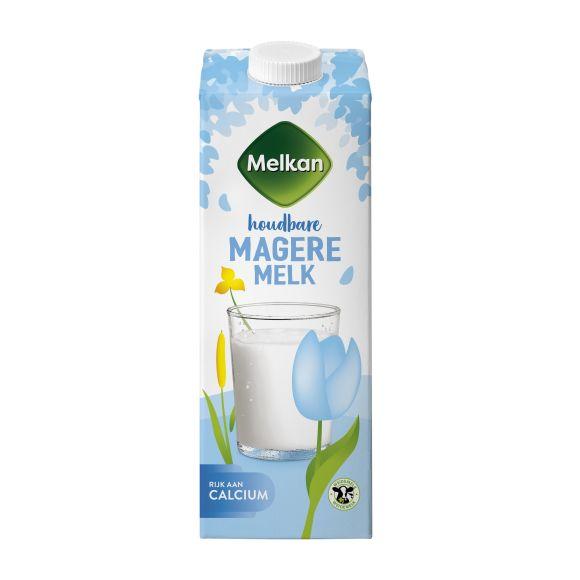 Melkan Houdbare melk 0% vet product photo