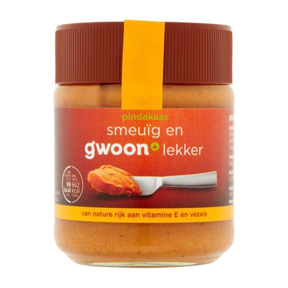 g'woon Pindakaas product photo