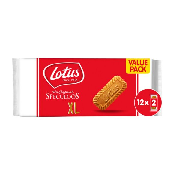 Lotus Biscoff speculoos koek XL product photo