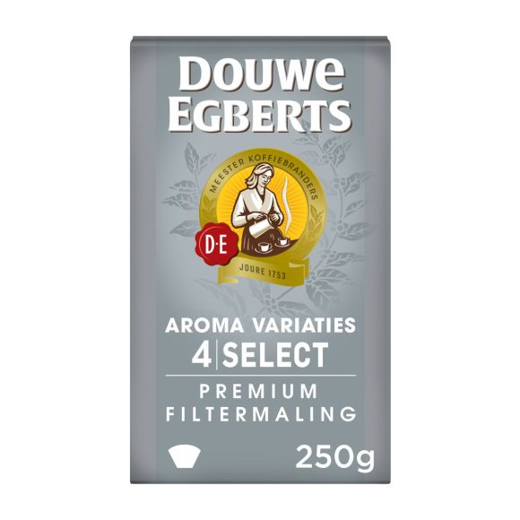 Douwe Egberts Select (4) filterkoffie product photo