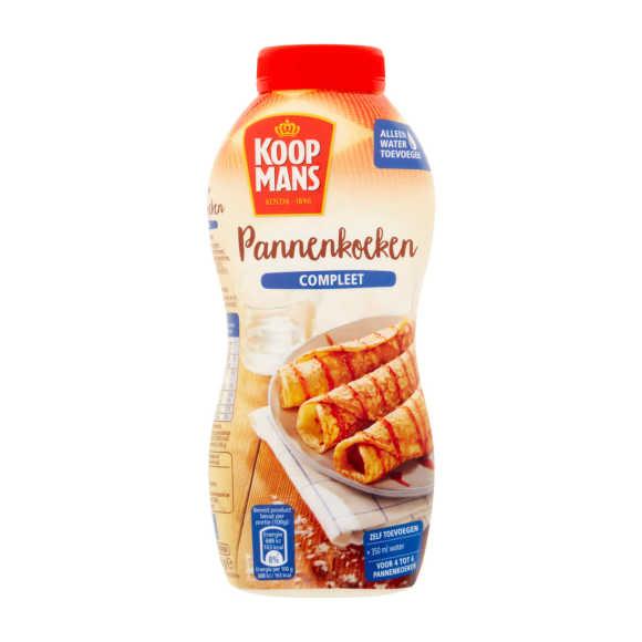 Koopmans Schudfles pannenkoeken compleet product photo