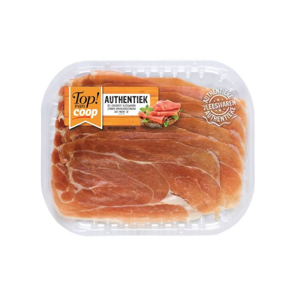 Top! van Coop Authentiek serrano ham product photo