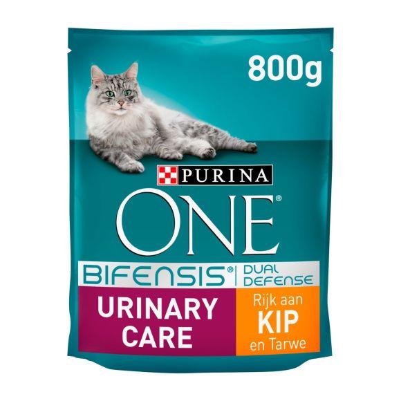 Purina One urinary care kip & tarwe product photo