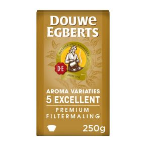 Douwe Egberts Excellent (5) filterkoffie product photo