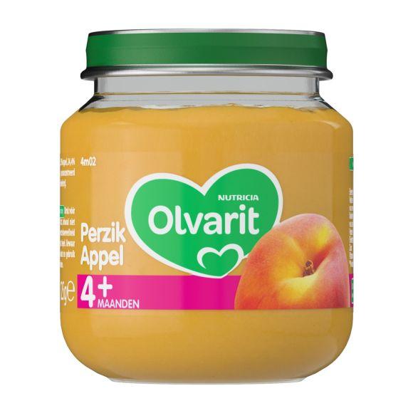 Olvarit Perzik appel 4+ maanden product photo