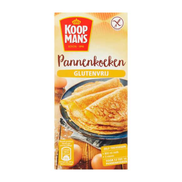Koopmans Mix voor glutenvrije pannenkoeken product photo