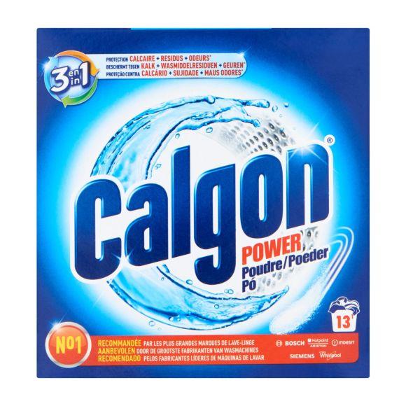 Calgon Waspoeder anti-kalk power poeder  2 in 1 product photo