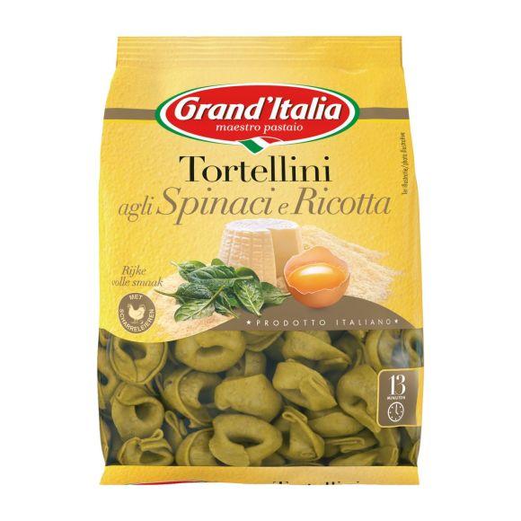 Grand'Italia Tortellini met spinazie en ricotta product photo