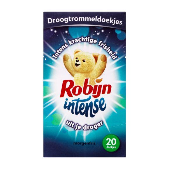 Robijn  Morgenfris Droogtrommeldoekjes product photo