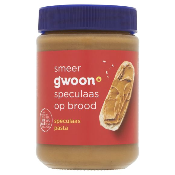 g'woon Speculaaspasta product photo