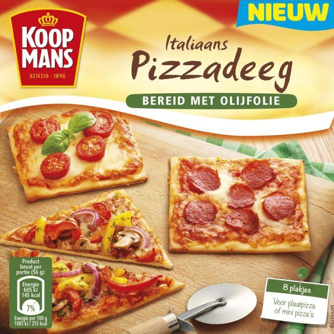 Koopmans Italiaans Pizzadeeg Online Bestellen Coopnl