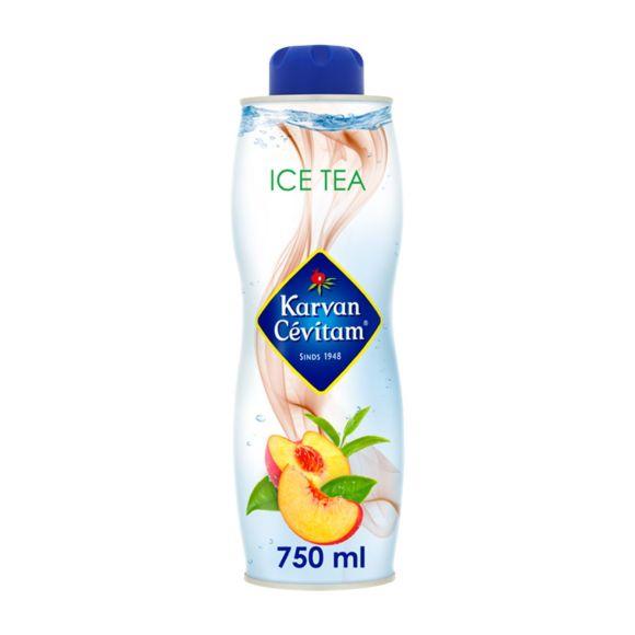 Karvan Cévitam Ice tea siroop perzik product photo