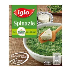 Iglo Spinazie Boursin product photo