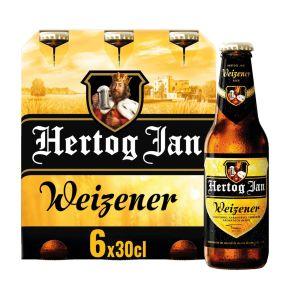 Hertog Jan Weizener witbier fles 6 x 30 cl product photo