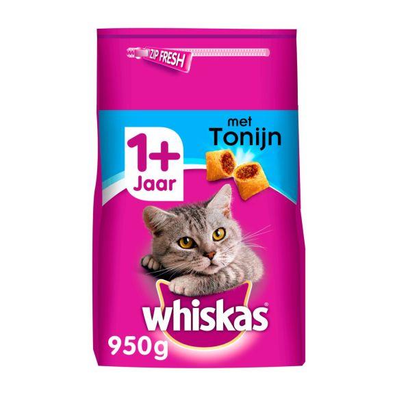 Whiskas Met tonijn 1+ jaar product photo