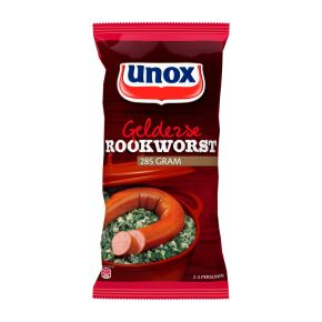 Unox  Gelderse rookworst product photo