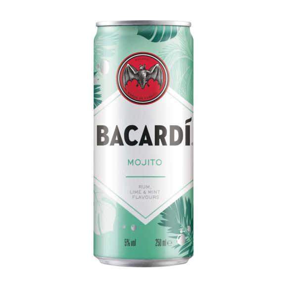 Bacardi Mojito blik product photo