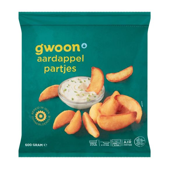 g'woon Aardappelpartjes product photo