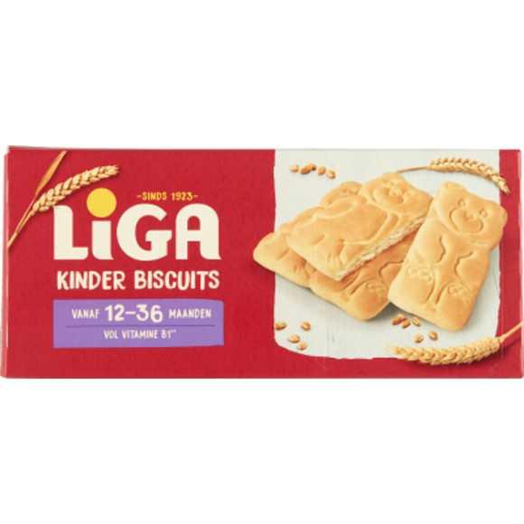 LiGA Kinderbiscuits 12-36 maanden product photo
