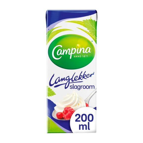 Campina Langlekker Slagroom product photo