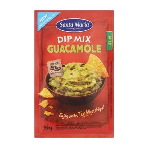 Santa Maria Dip mix guacamole product photo