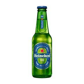 Heineken 0.0% bier fles product photo