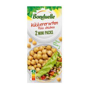 Bonduelle Kikkererwten mini packs 2*80g product photo