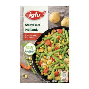 Iglo Groente-Idee Hollands product photo