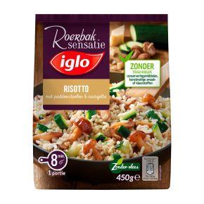 Iglo Roerbaksensatie Risotto product photo