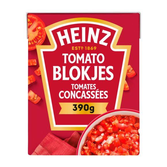 HEINZ Tomatenblokjes Naturel product photo