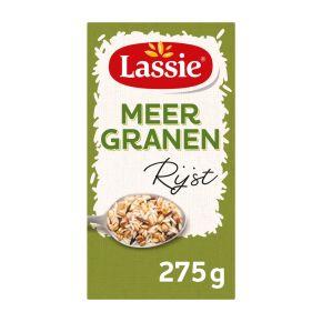 Lassie Meergranen rijst product photo