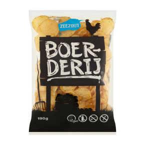 Boerderij Chips zeezout product photo