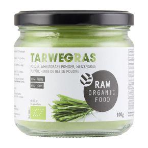 RAW Organic Food Tarwegras poeder product photo