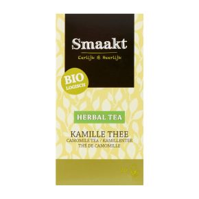 Smaakt Kamille thee product photo