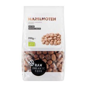 RAW Organic Food Hazelnoten product photo
