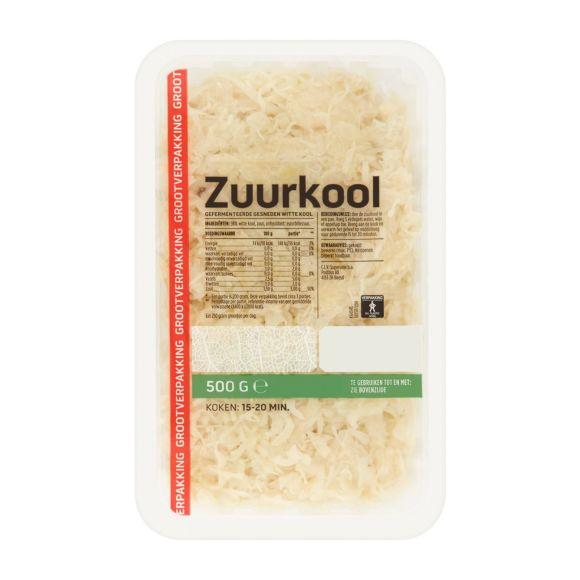 Zuurkool product photo