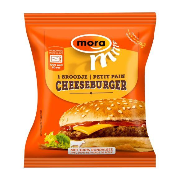 Mora Broodje cheeseburger product photo