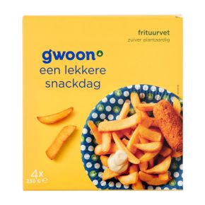 g'woon Frituurvet product photo