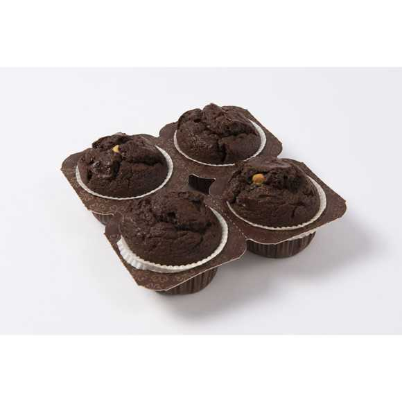 Verse muffin chocolade product photo