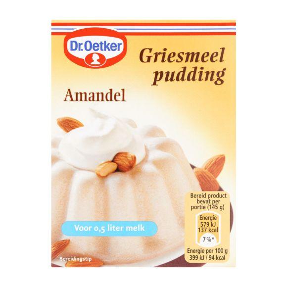 Dr. Oetker Griespudding Amandel product photo