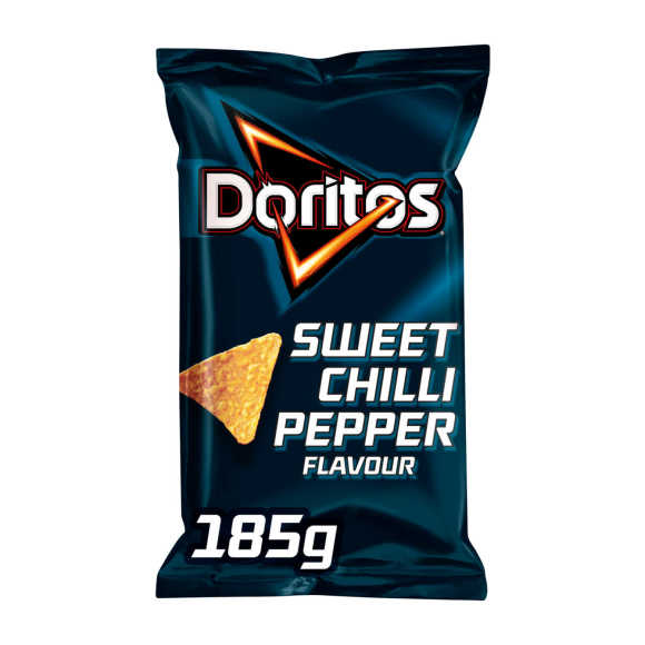 Doritos Sweet chilli pepper tortilla chips product photo
