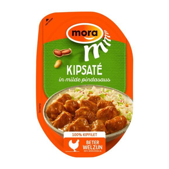 Mora Kipsaté in milde pindasaus product photo